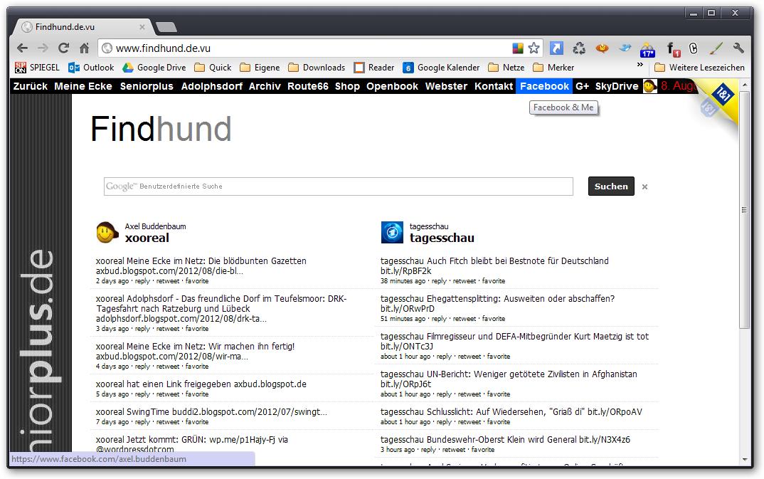 Webseiten Neu Gestaltet Meine Ecke Im Netz