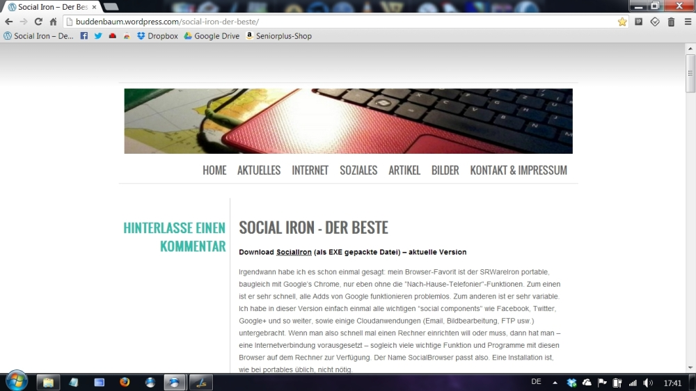 Social Iron - Der Beste (1/2)